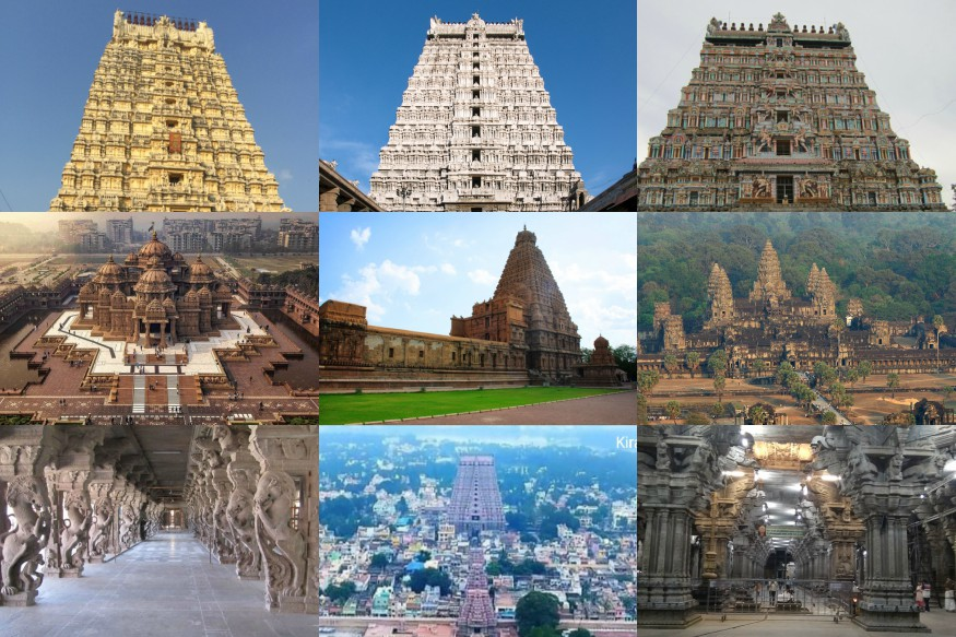 Most Famous Indian Temples